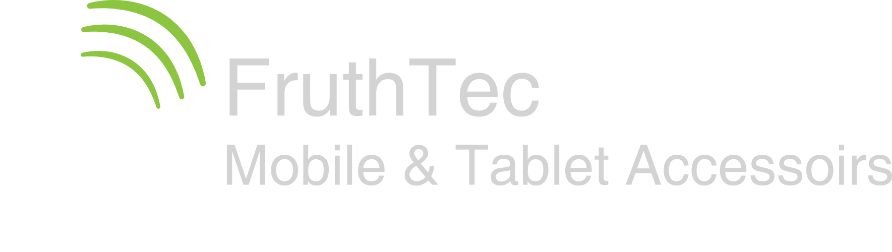 FruthTec - Mobile Accessoirs-Logo
