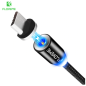 Preview: Mikro USB LED Kabel & Magnet Plug Magnet Ladekabel mit Pin Micro USB