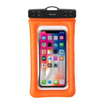 Baseus Air Cushion Wasserdichte Handytasche (Orange)