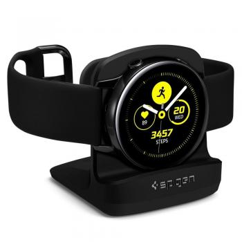 Spigen S351 Nachttisch Lade Dockingstation für Galaxy Watch Active 1/2 40,44mm