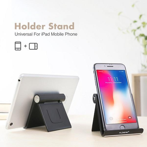 Universal Ständer Halter für Smartphones und Tablets, Mobile Phone Table Holder