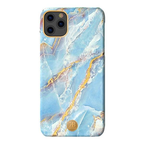 KINGXBAR Marble Pattern Hard PC Phone Case Schutzhülle für iPhone 11